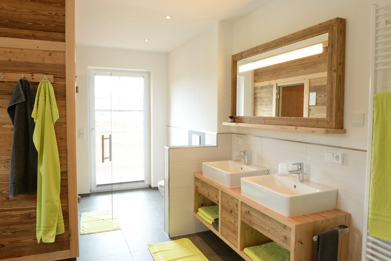 Schön ... Fewo 2 Badezimmer Mit Sauna Und Wanne ...